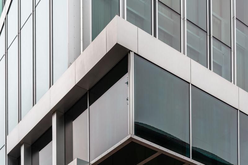 Produkcja okien aluminiowych